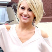 Chic Short Haircut for 2014 - Chelsea Kane Hairstyle
