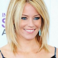 Elizabeth Banks Short Hairstyles