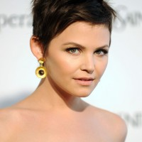 Ginnifer Goodwin Short Pixie Hairstyles for 2014