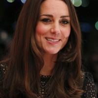 Kate Middleton Hairstyles 2014
