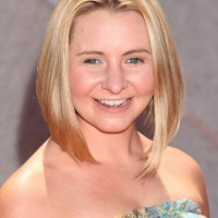 Beverley Mitchell Stacked Bob Hairstyles