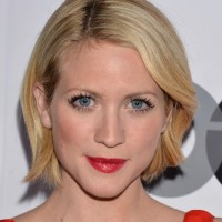 Brittany Snow Layered Bob Hairstyles for Women