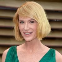 Kelly Lynch Classic Short Blonde Bob Haircut for Women