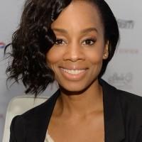 Anika Noni Rose Short Hairstyles For Black Women