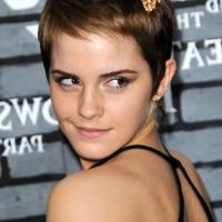 Emma Watson Cute Short Pixie Haircut for Summer