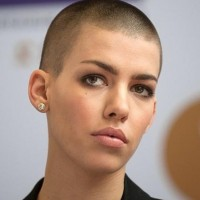 Female Very Short Buzz Cut for Women