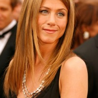 Jennifer Aniston Blonde Hair