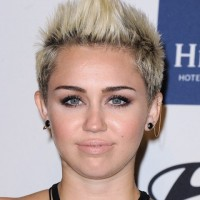 Miley Cyrus Spiky Haircut for Girls