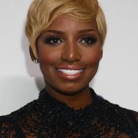 NeNe Leakes African American Wavy Pixie Cut