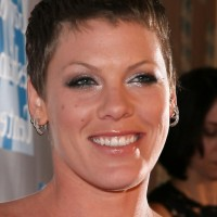 Pink's Buzzcut - Very Short Haircut for Female