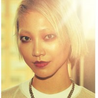 Soo Joo Park Side Parted Short Straight Haircut