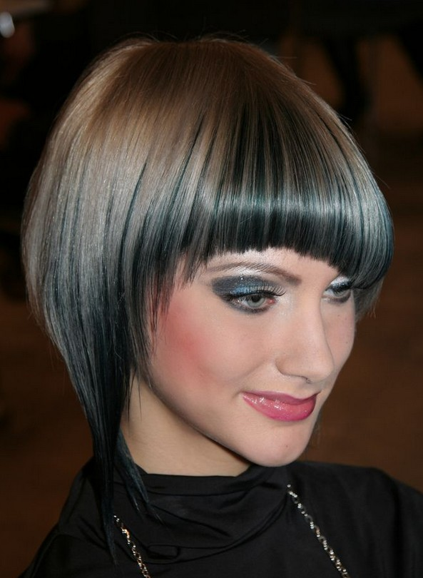Trendy Mushroom Hairstyle The Bowl Cut For Women Styles Weekly
