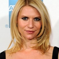 Claire Danes Medium Hairstyles