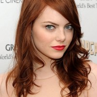 Emma Stone Red Hair