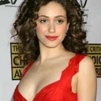 Emmy Rossum Curly