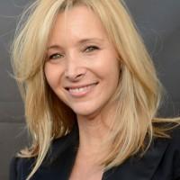 Lisa Kudrow Layered Hairstyles