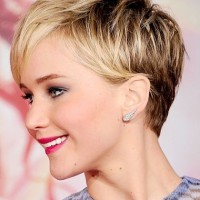 Cute Everyday Hairstyles for Short Hair: Chris McMillan Pixie Cut