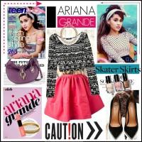 Adorable Celebrity Outfit Idea