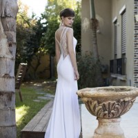 NURIT HEN Graceful Wedding Gown