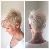 Best Short Pixie Cut for Summer