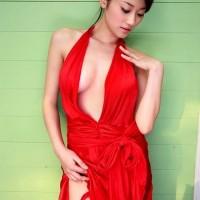 Sexy little red dress