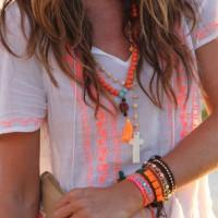 Neon jewelry