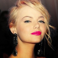Stunning Pink Lips Makeup Look
