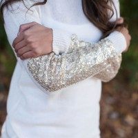 22 Fabulous Ways to Make Glitter Work This Holiday Season