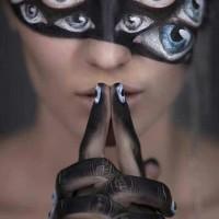 Creepy Halloween Makeup Ideas