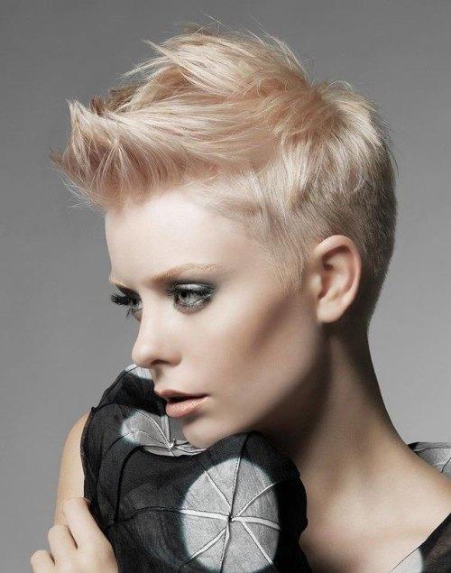 Lavish Pixie Haircut for Thin Hair