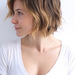 Latest short haircut for 2016