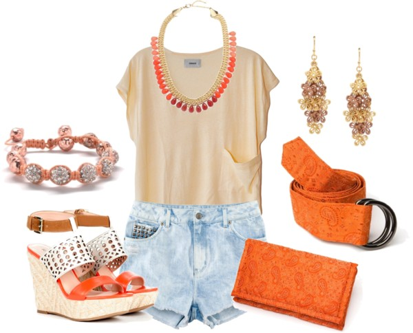 21 Bright and Beautiful Ways to Wear Orange This Summer
