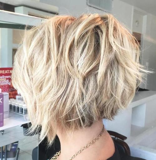 Pretty Bobs for Mid-length Hair