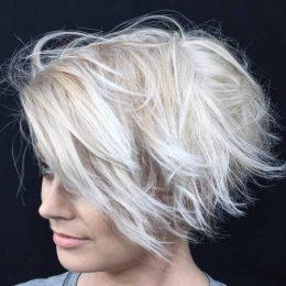 22 Choppy Bob Ideas for Your Next Short Hair Look