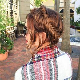 Elegant Ways to Have Milkmaid Hairstyles