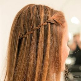 Ultra-pretty Waterfall Hairstyles