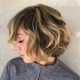 22 Ways to Rock a Curly Bob