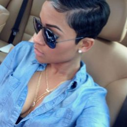 20 Cool African American Pixie Haircuts for Short Hair