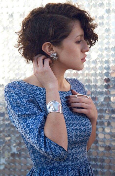 21 Fabulous Short Curly Pixie Cuts & Wavy Pixie Cuts for Women