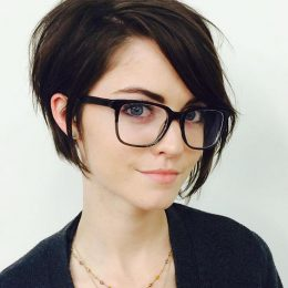 Short Pixie Haircut