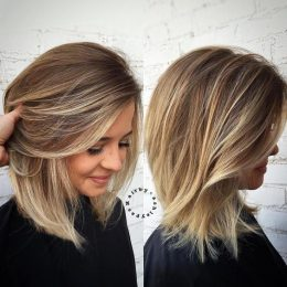 10 Medium Length Blonde Hairstyles