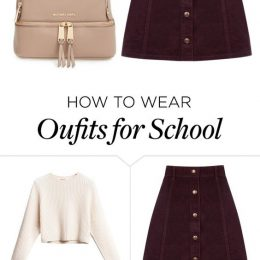 10 Super Cute Skirt Outfits