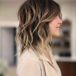 Shaggy Bob Hairstyles for Short & Medium Hair - Shaggy Haircuts
