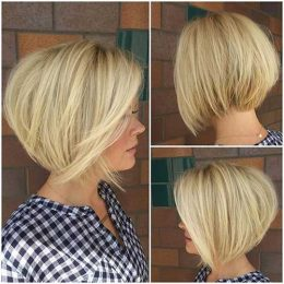 Fabulous Classy Graduated Bob Hairstyles for Women
