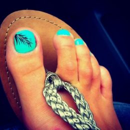 Summer Pedicure