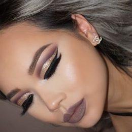 How to Apply Cut Crease Eyeshadow