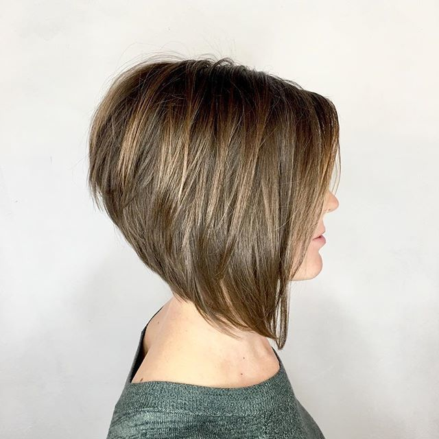 30 Hottest Graduated Bob Hairstyles for 2021